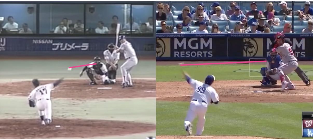 右投手左投手